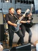 2009/7/17: Skambankt, Slottsfjellfestival