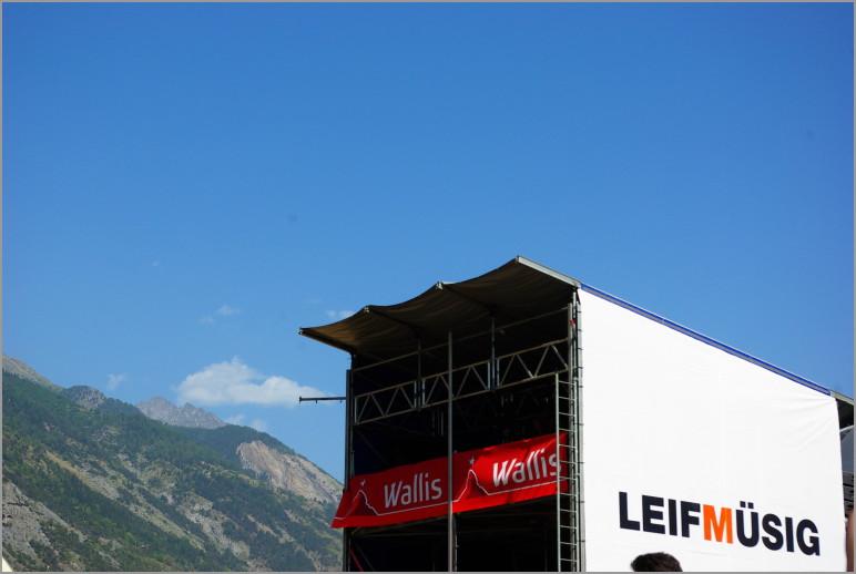 18-21.08.2011 – Photos Open Air Gampel (Schweiz)