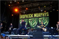 18.08.2011 – Photos Dropkick Murphys (Open Air Gampel)