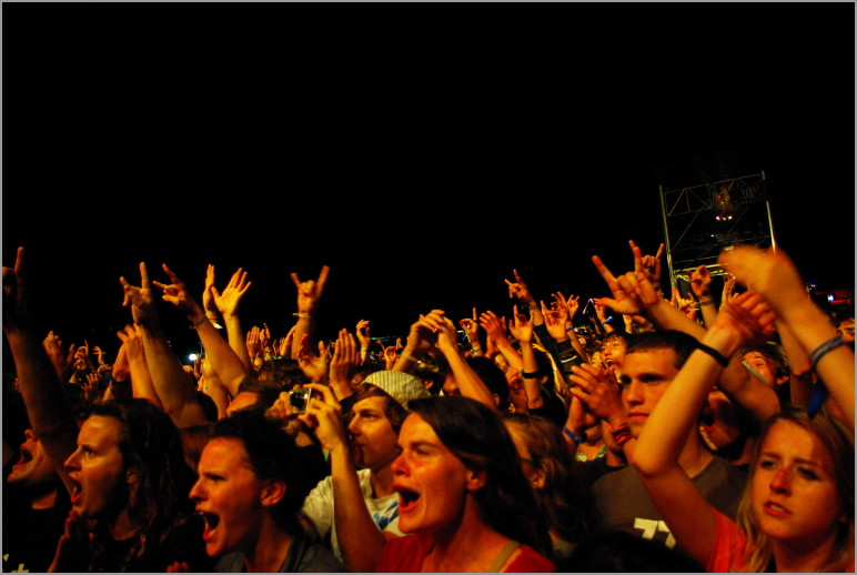 18.08.2011 – Photos Yellowcard (Open Air Gampel)