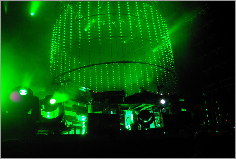 19.08.2011 – Photos Chemical Brothers (Open Air Gampel)