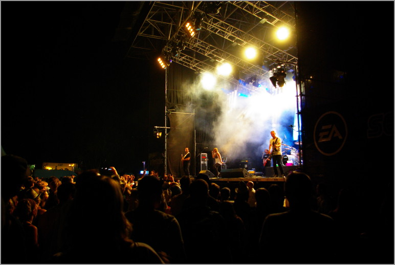 20.08.2011 – Photos Guano Apes (Open Air Gampel)