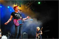 20.08.2011 – Photos The Subways (Open Air Gampel)