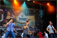 21.08.2011 – Photos The Baseballs (Open Air Gampel)