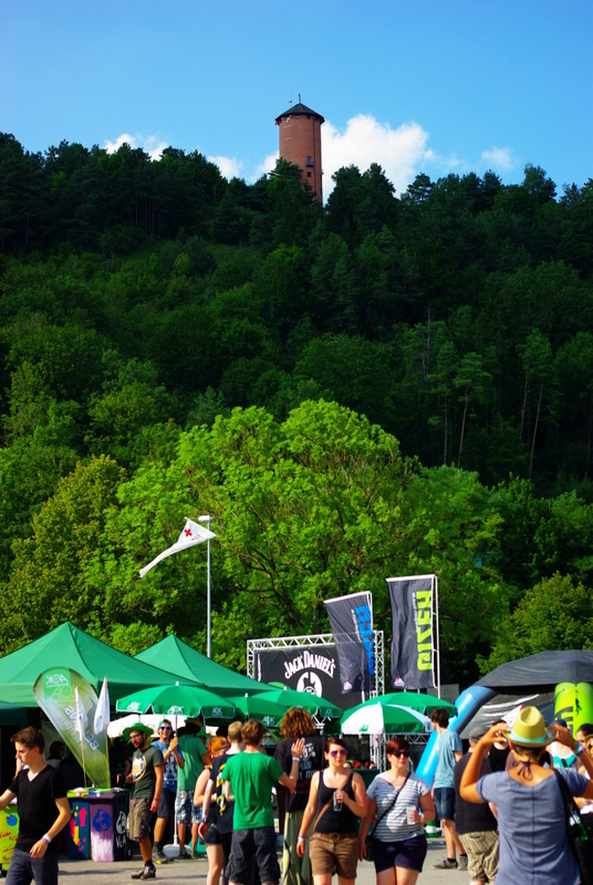01.-02.08.2014 – Photos Mini-Rock-Festival (Horb am Neckar)